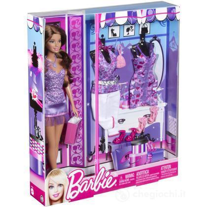 Barbie con accessori (X4862)