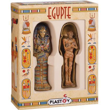 Mummia con sarcofago