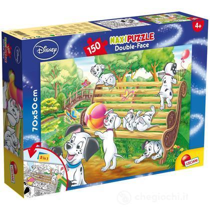 Puzzle Double Face Supermaxi 150 Carica 101