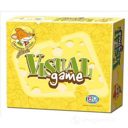 Visual Game Geronimo Stilton