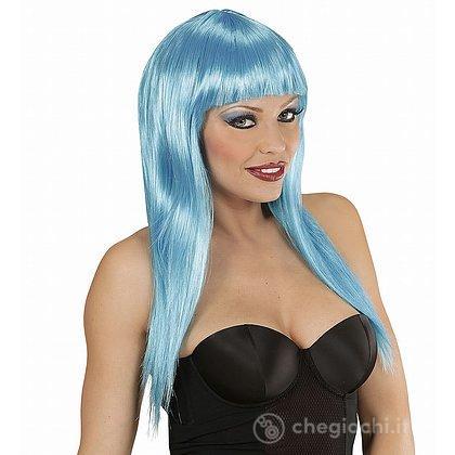 Parrucca Vogue Azzurra