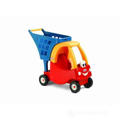 Cozy carrello della spesa (61838)