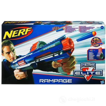 Pistola Nerf N-Strike Rampage Elite