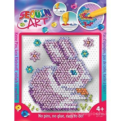Sequin Art 1833 - Sequin Art Easy - Rabbit