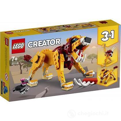 Leone selvatico - Lego Creator (31112)
