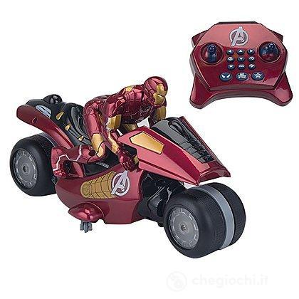Avengers Moto U-command Iron Man