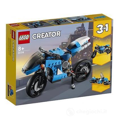 Superbike - Lego Creator (31114)