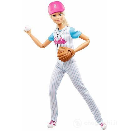 Barbie Giocatrice Baseball (FRL98)