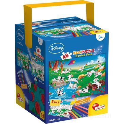 Puzzle + Color Fustino Maxi 48 Carica 101 (48373)