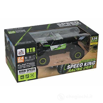 Auto Buggy radiocomandata Speed King 1:14