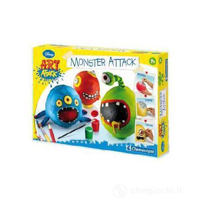 Art Attack - Monster attack