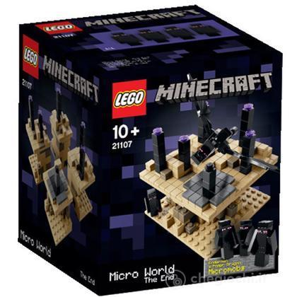 Minecraft Micro World - Lego Minecraft (21107)