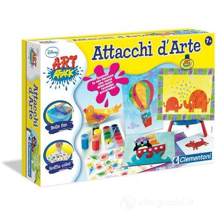 Art Attack Attacchi d'Arte (15839)