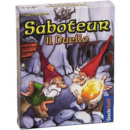 Saboteur: Il Duello (Non è un'espansione)