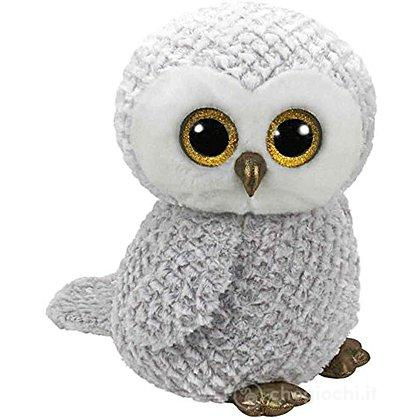 Peluche Owlette - Civetta Bianca 42 cm Beanie Boo (36840)