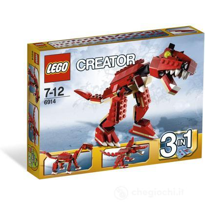 LEGO Creator - Animali Preistorici (6914)