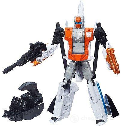 Transformers Generation Deluxe Alpha Bravo