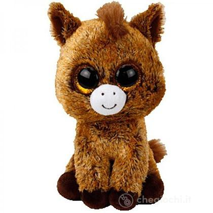 Peluche Harriet - Cavallo Marrone 15 cm Beanie Boo (36082)