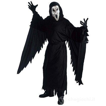Costume Adulto Fantasma Scream M