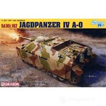 Carro Armato JAGDPANZER IV A-0 1/35 (DR6843)