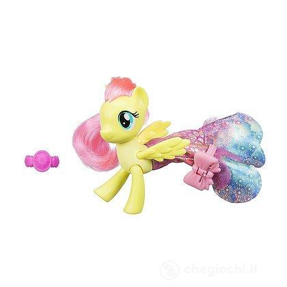 Fluttershy Sirena con Vestito My Little Pony (C0681)