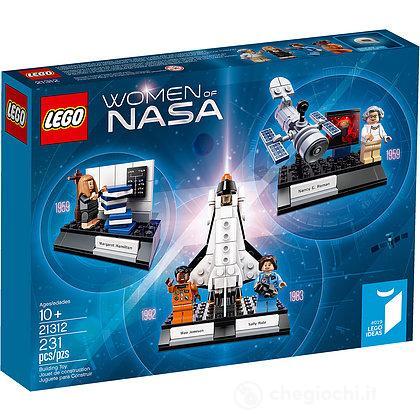 Le donne della NASA - Lego Ideas (21312)