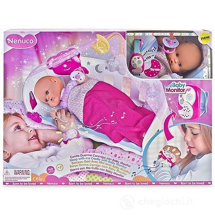 Bambola Nenuco Dormi con me interattiva (700014485)