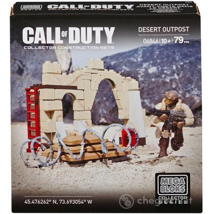 Call Of Duty Desert Outpost (06846V)