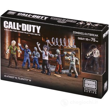 Call Of Duty Zombies Outbreak (06849U)