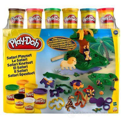 Playdoh Safari