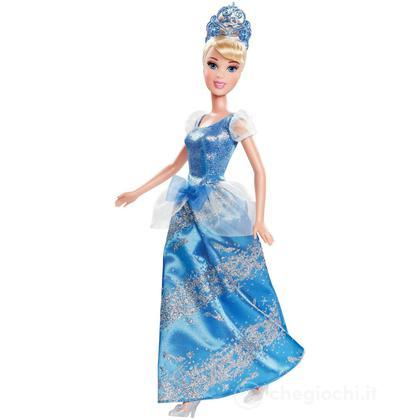 Principesse Disney scintillanti - Cenerentola (W545)