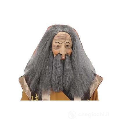 Maschera Confucio