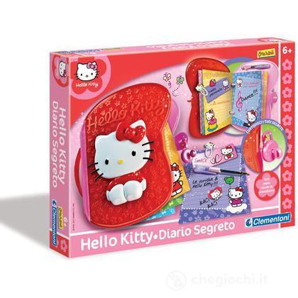 Crea il tuo diario - Hello kitty