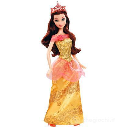 Principesse Disney scintillanti - Belle  (W546)