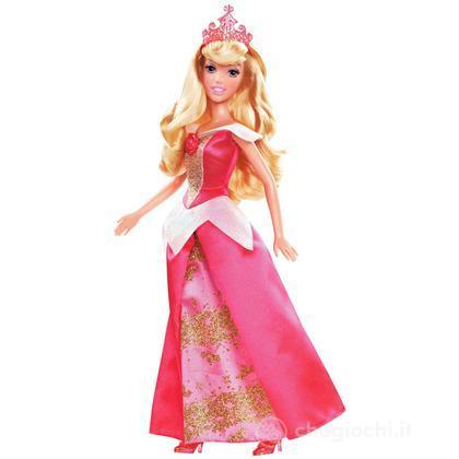 Principesse Disney scintillanti - Aurora  (W547)