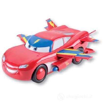 Saetta McQueen pilota del cielo Cars 2 (X0257)