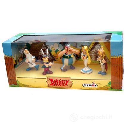 Asterix box 5 personaggi