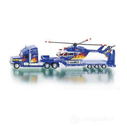 Camion con elicottero 1:87