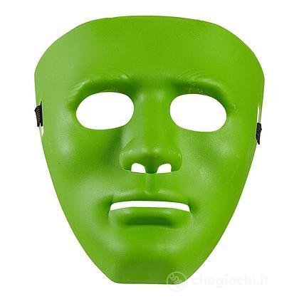 Maschera Anonimo Verde