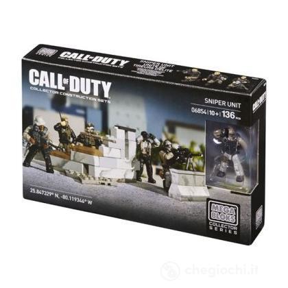 Call Of Duty Sniper Unit (06854U)
