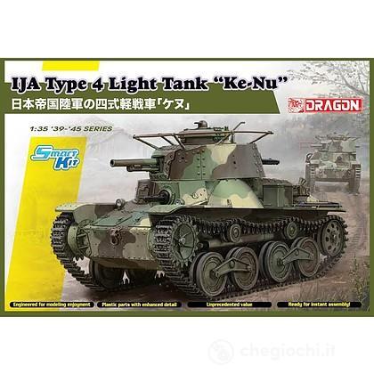 Carro Armato IJA TYPE 4 LIGHT TANK KE-NU 1/35 (DR6854)