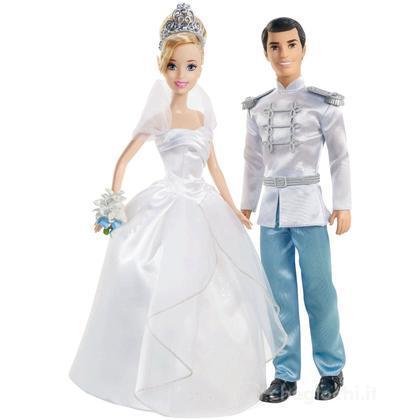 Cenerentola e il principe nozze da sogno (X2846)