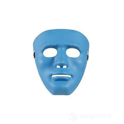 Maschera Anonimo Blu
