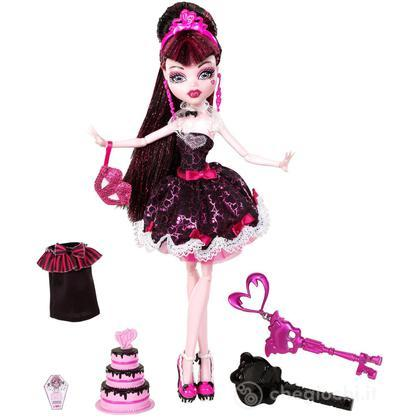 Monster High Compleanno da paura - Draculaura (W9189)