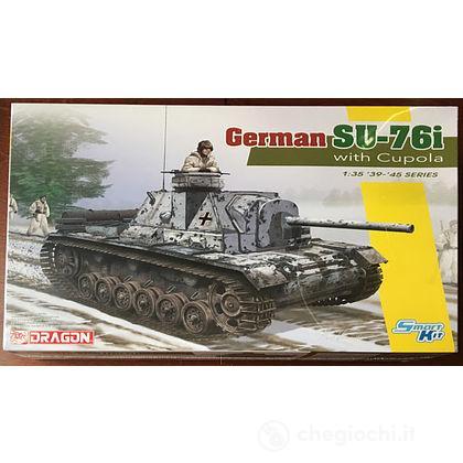 Carro Armato GERMAN ARMY SU-76i 1/35 (DR6856)
