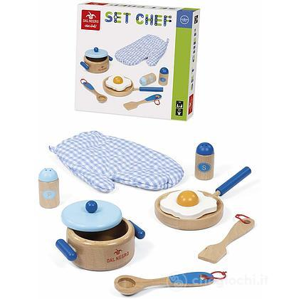 Set Chef in legno (53856)
