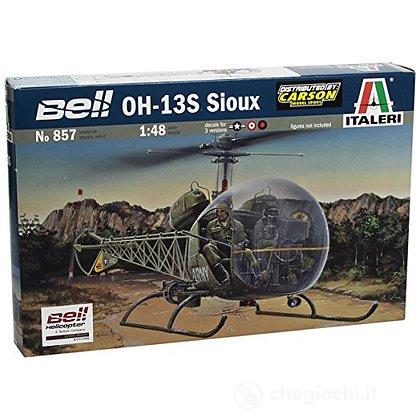 Elicottero Oh-13S Sioux 1/48 (IT0857)