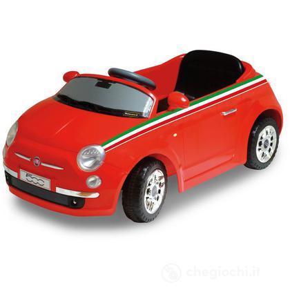 Baby car Fiat 500 r/c colore rosso (494468R)