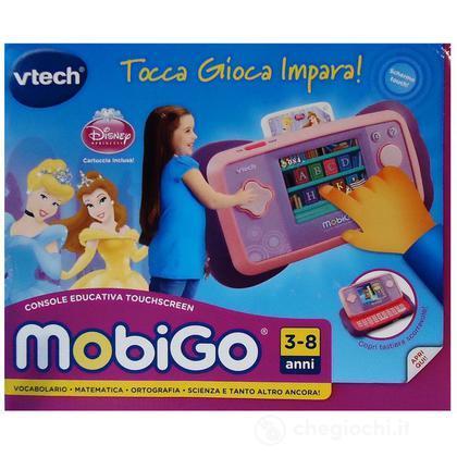 Vtech Mobigo Console Rosa + Disney Principesse