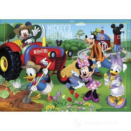Mouse278590Clementoni Mickey Pezzi Pezzi Puzzle Mickey 104 Puzzle 104 pUzSVqMG